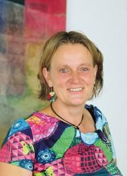 Birgit Bodammer,  Arzthelferin